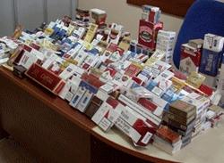 Ardahan'da kaçak sigara operasyonu!