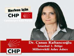 Dr. Canan Kaftancıoğlu'na yoğun destek sürüyor